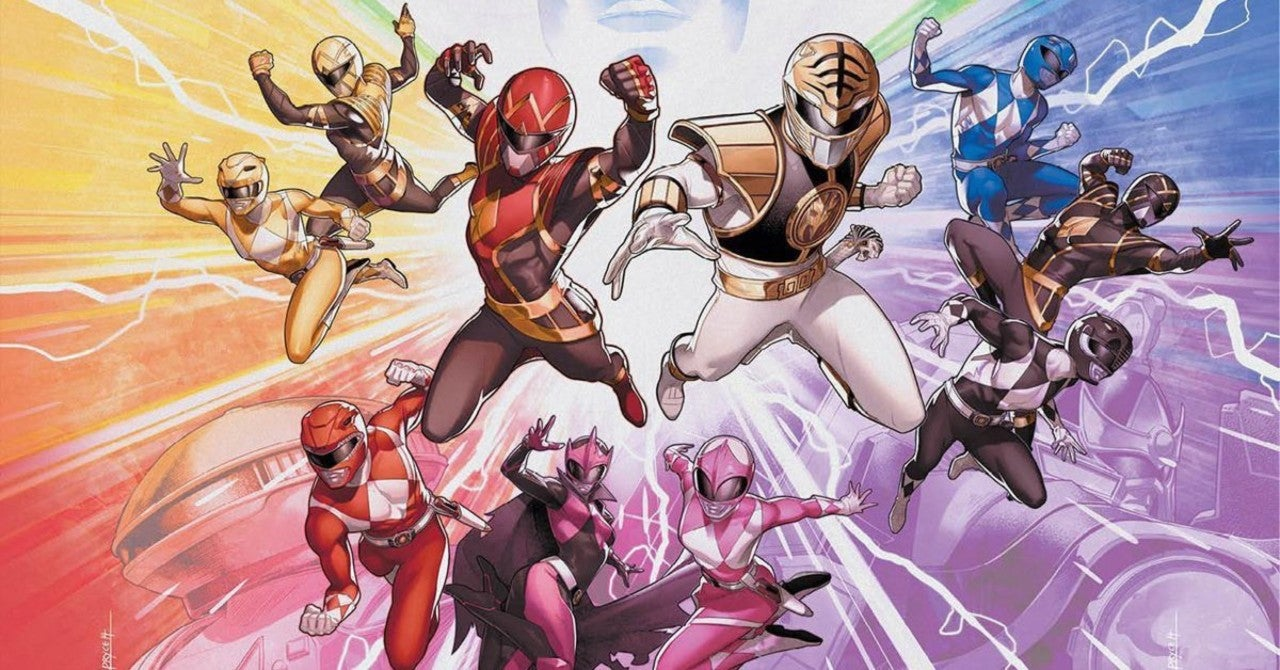 Mighty Morphin Power Rangers Comic-Con@Home Panel Revealed