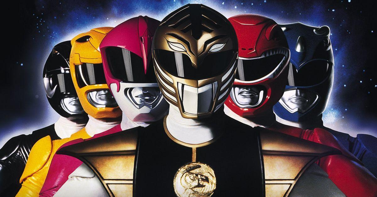 mighty morphin power rangers movie 25th anniversary