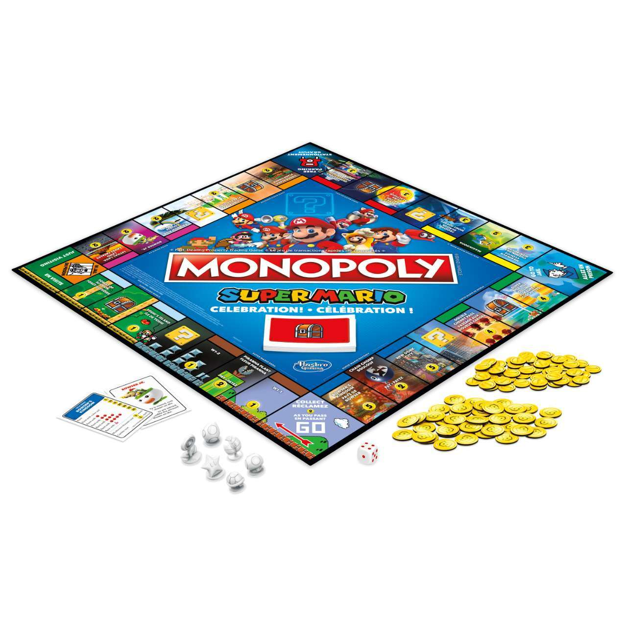 Monopoly Super Mario Celebration Edition_ Game