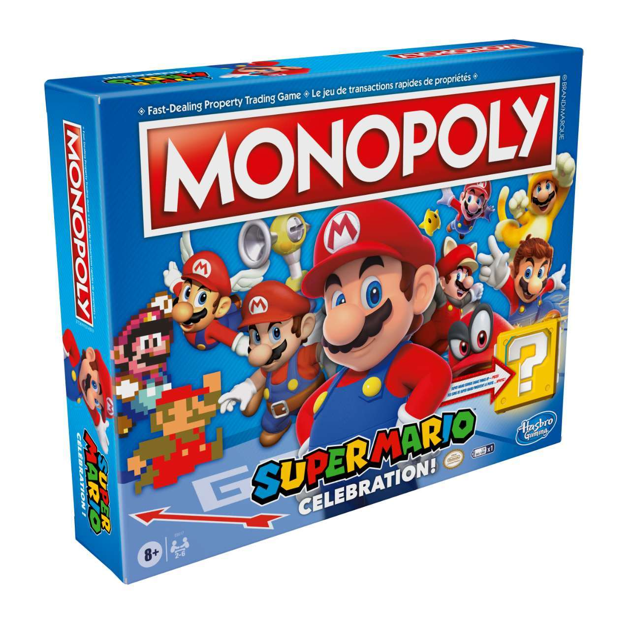 Monopoly Super Mario Celebration Edition_ Packaging