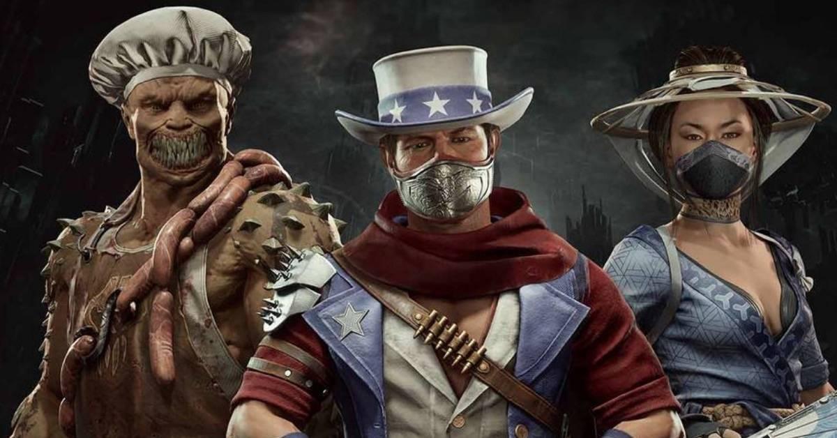 Mortal Kombat 11 Skin Pack