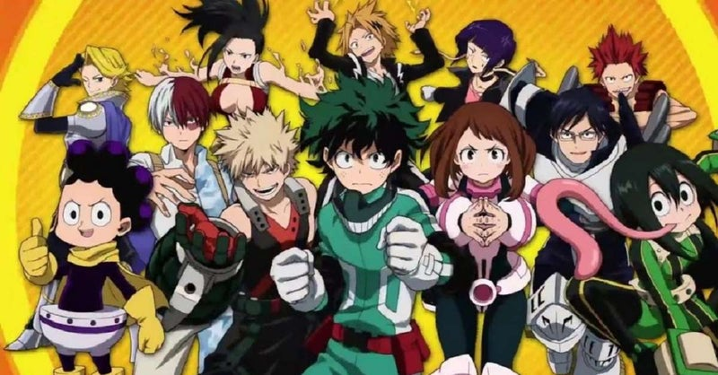 My Hero Academia Sixth Birthday Fans Celebrate