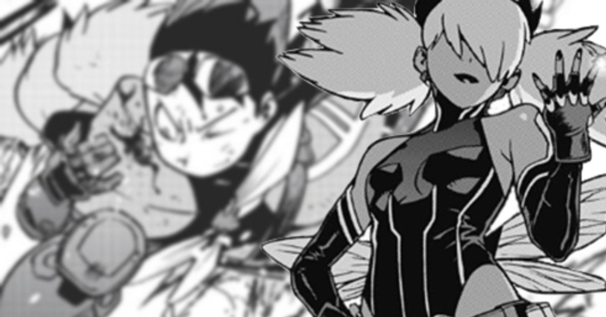My Hero Academia Vigilantes Spoilers Kazuho Pop Step Death Alive Confirmed Manga