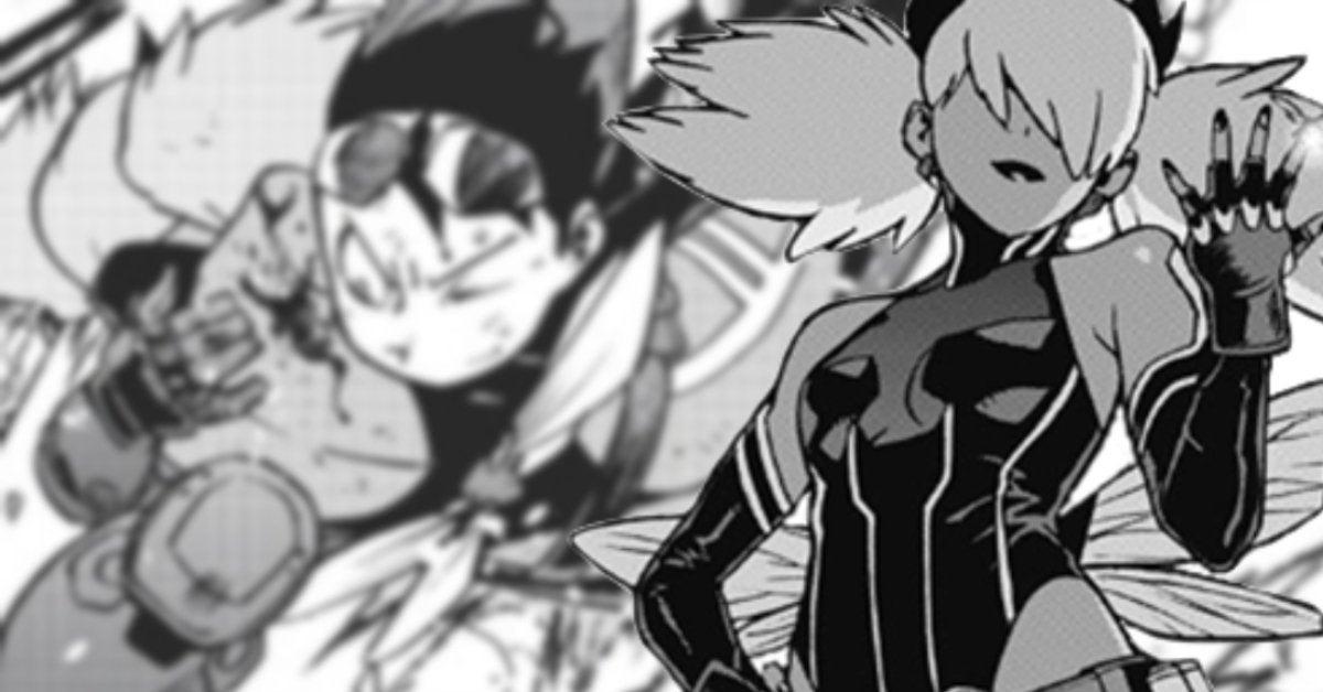 My Hero Academia Vigilantes Spoilers Kazuho Pop Step Death Alive Confirmed Manga