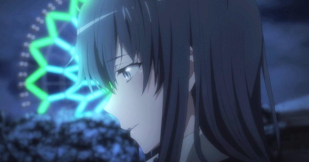 My Teen Romantic Comedy SNAFU Climax Oregairu Season 3 Yukino