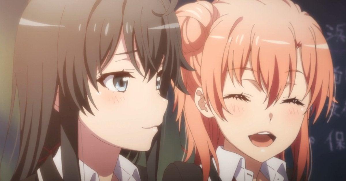 My Teen Romantic Comedy SNAFU Climax Oregairu Season 3 Yukino Yui