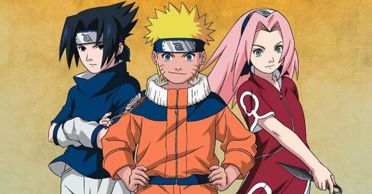Naruto Anime Series Free