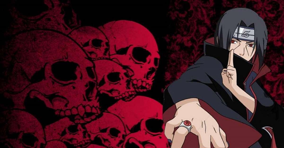 Naruto Itachi Uchiha Cosplay