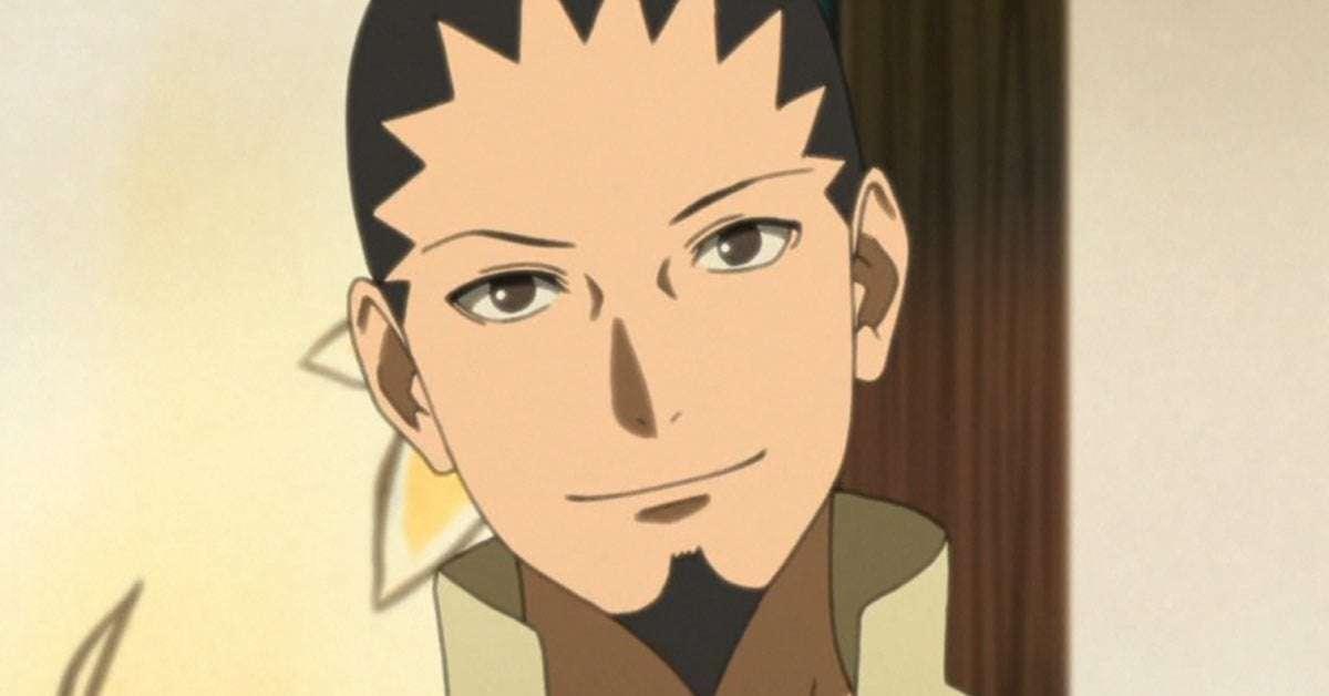 Naruto Shikaramaru