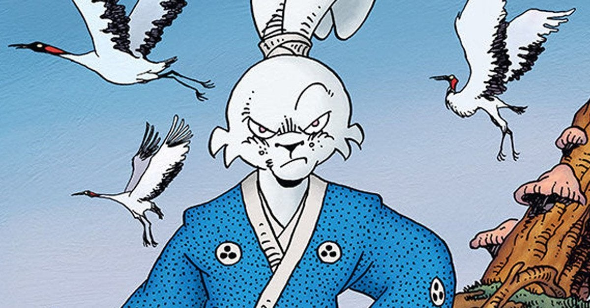 Netflix Samurai Rabbit The Usagi Chronicles