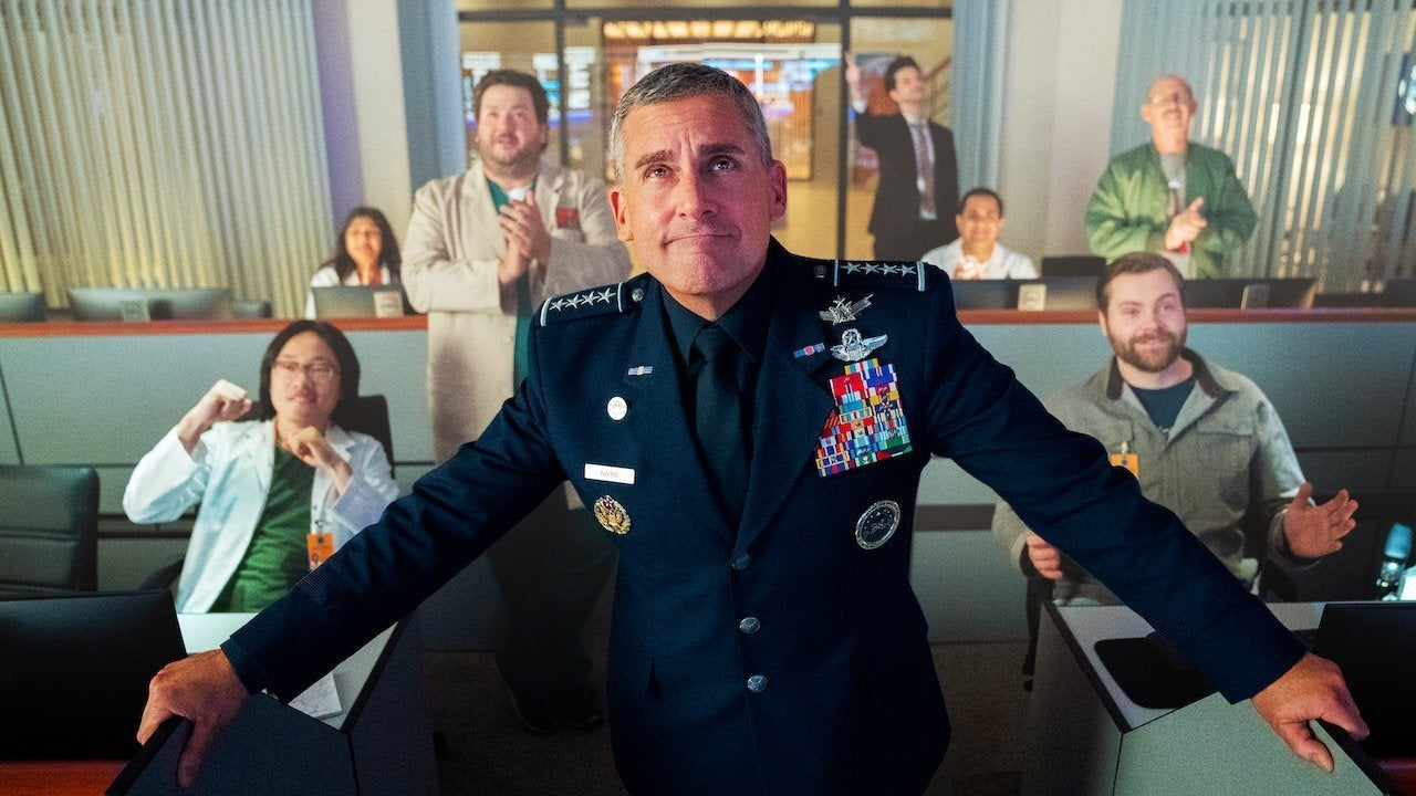 Netflix Space Force Season 2 Renewal