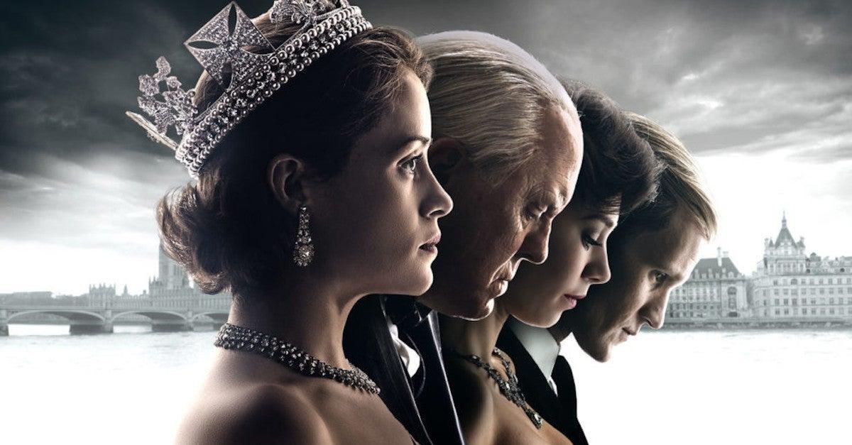 Netflix The Crown Sesaon 6