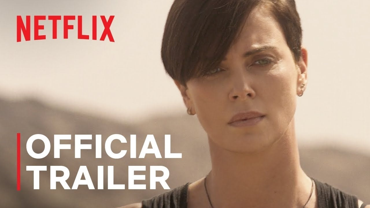 netflix the old guard trailer 2
