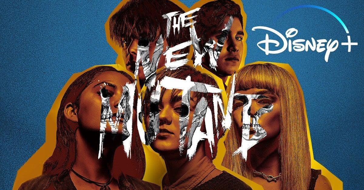 New Mutants on DIsney Plus