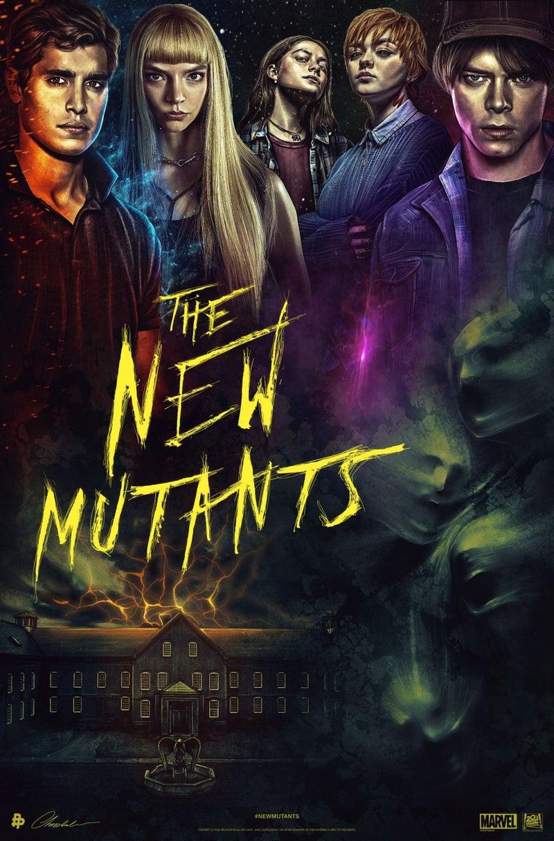new mutants poster 4