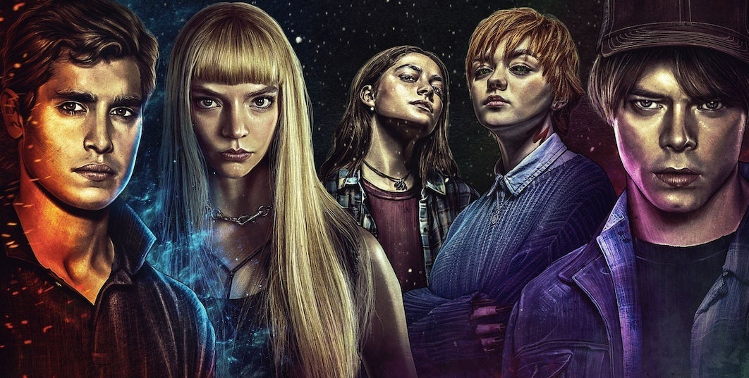 new mutants posters header