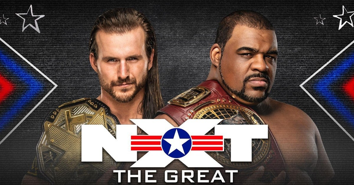 NXT-The-Great-American-Bash-Keith-Lee-Adam-Cole