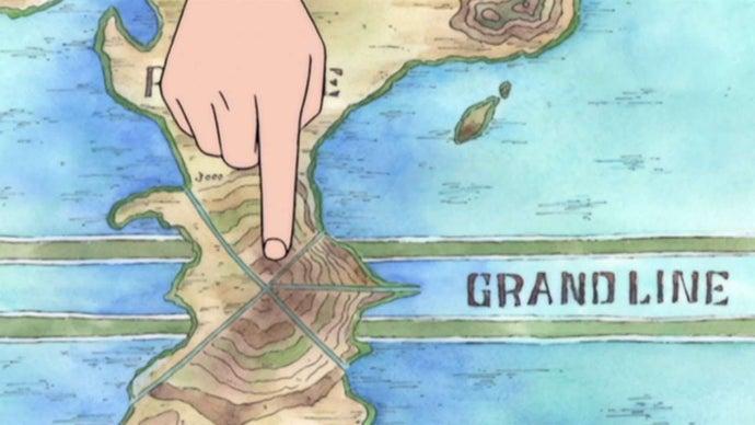 One Piece Grand Line