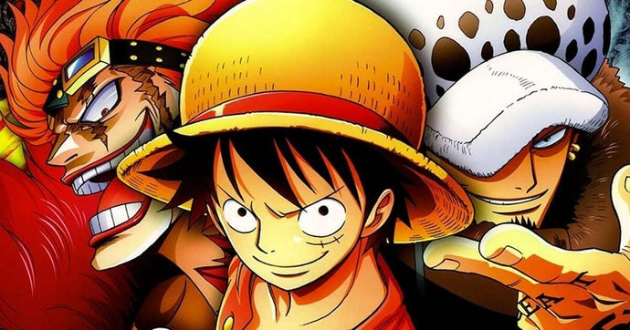One Piece Law And Kid