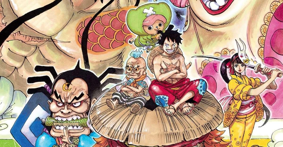 One Piece Wano End