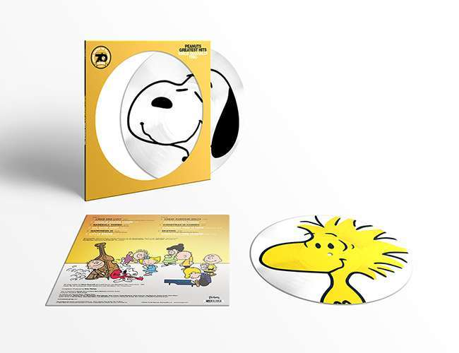 Peanuts Celebrates 70th Anniversary With Two Special Edition Vinyl Albums