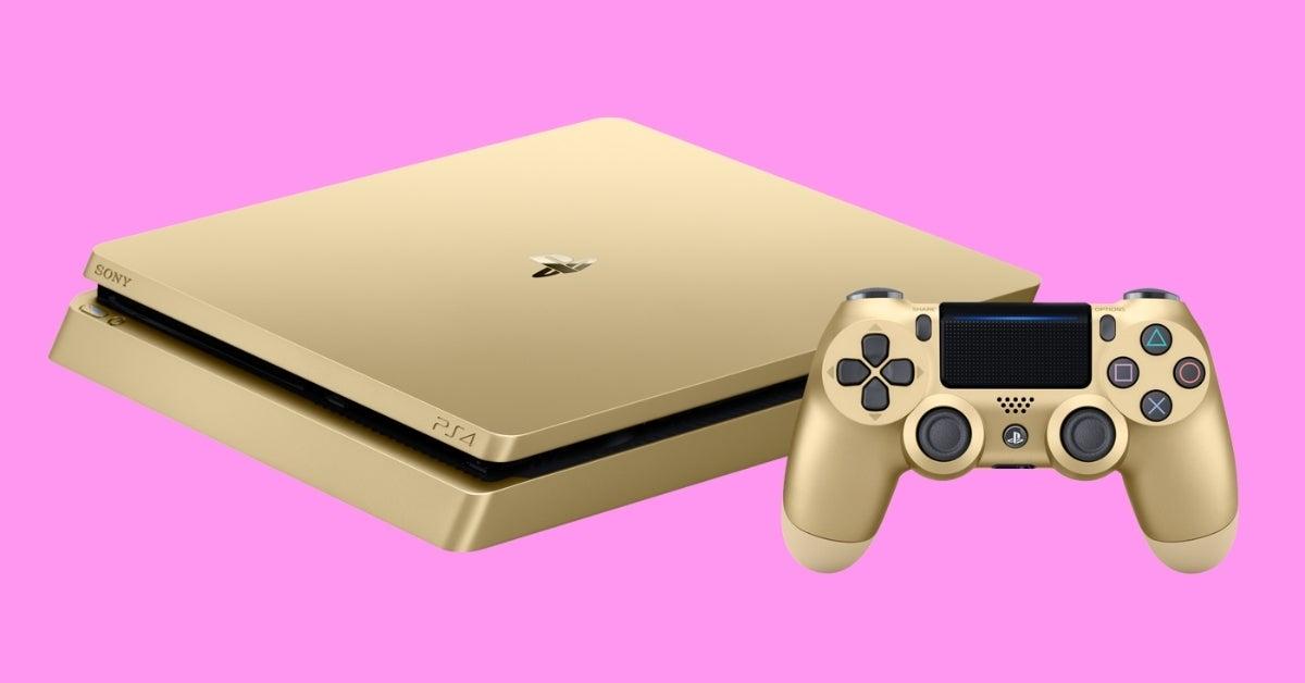 playstation 4 ps4 gold