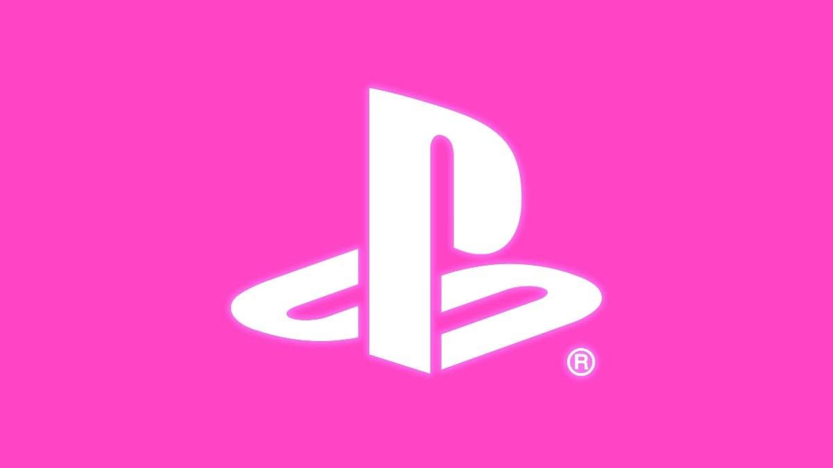 playstation pink