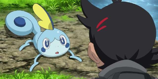 Pokemon Journeys Sobble