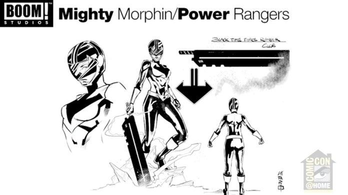 Power-Rangers-Black-Time-Force-Ranger-Cloe