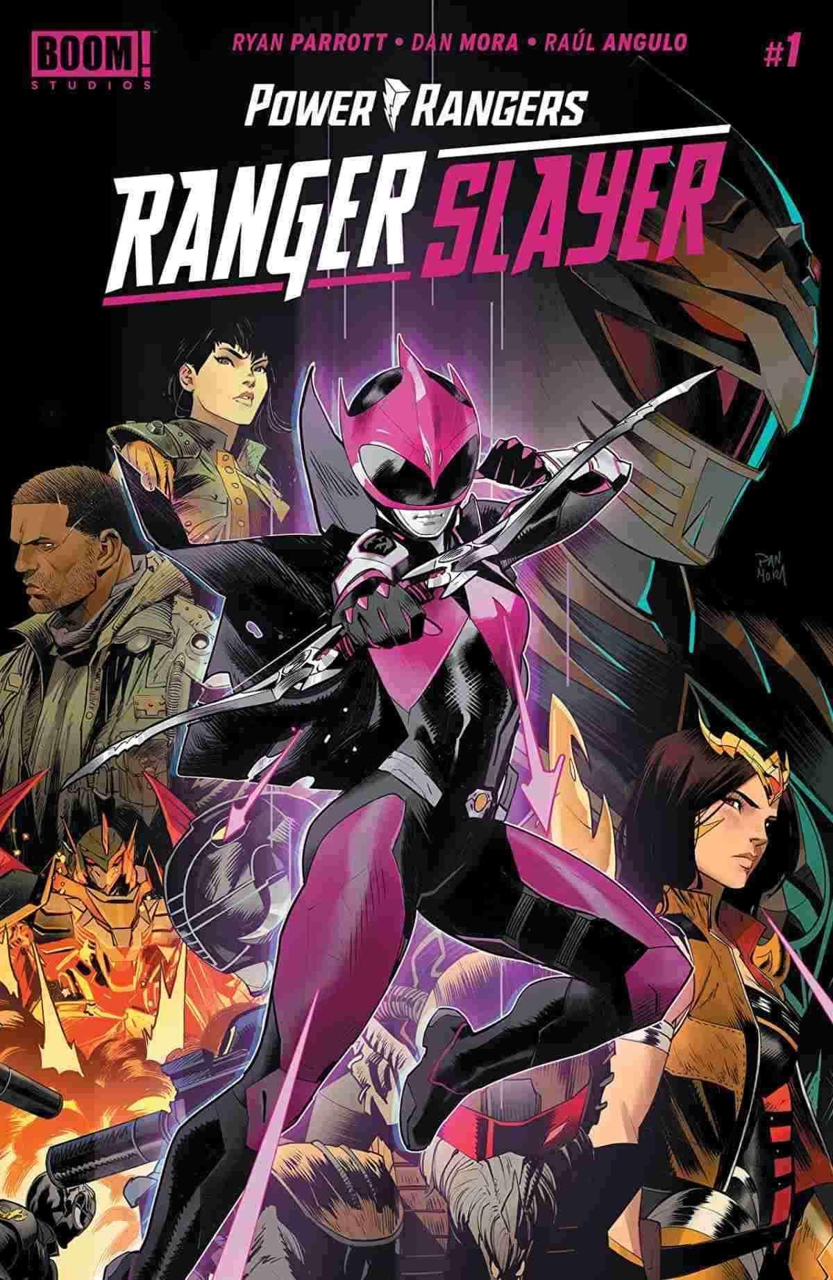 Power Rangers Ranger Salyer #1