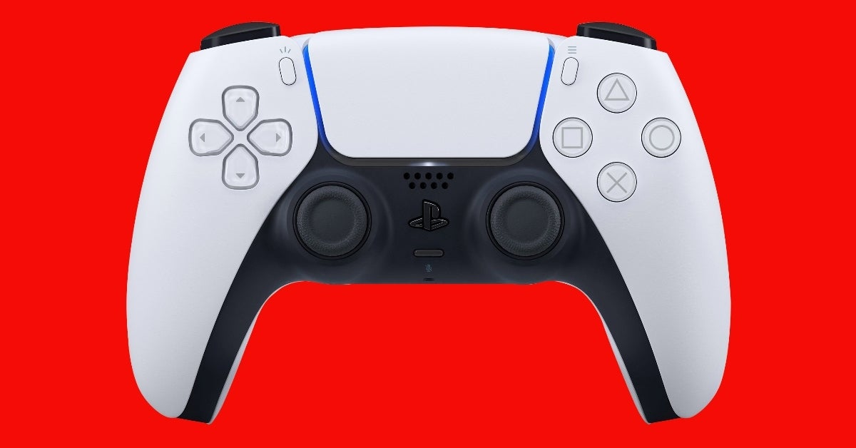 ps5 controller playstaiton 5 dualsense red
