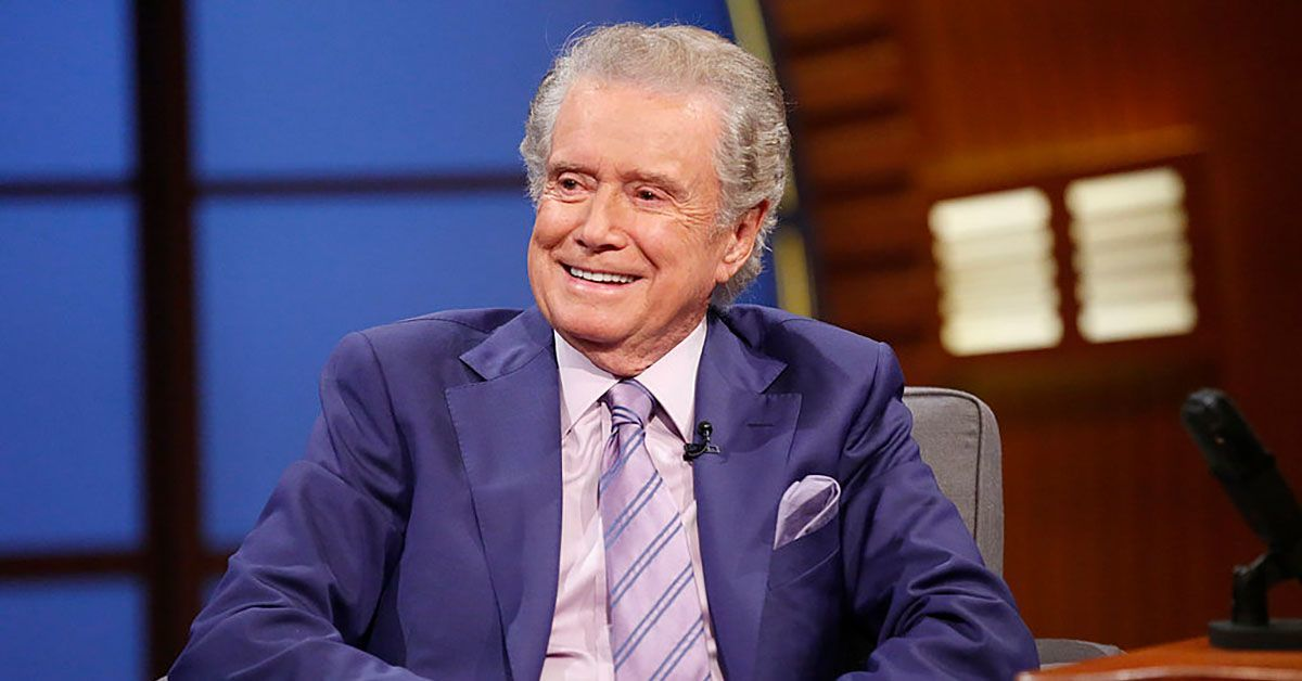 regis philbin getty images