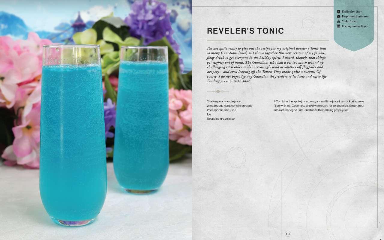 Reveler's Tonic