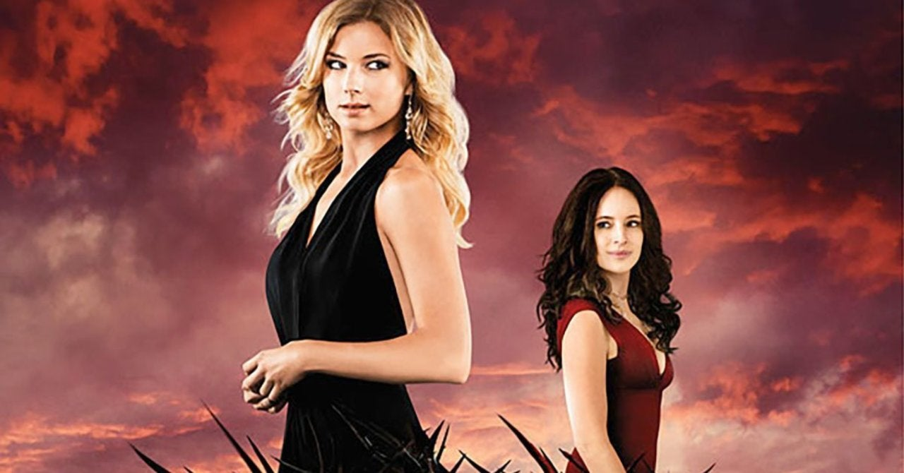 Revenge Reboot Cancelled by ABC