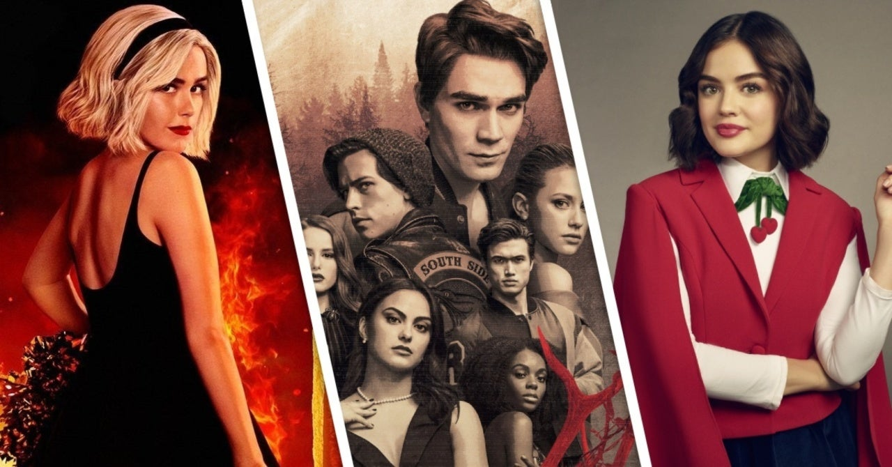 """What's Next for the """"Archieverse"""" After Sabrina and Katy Keene's Cancellations?"""