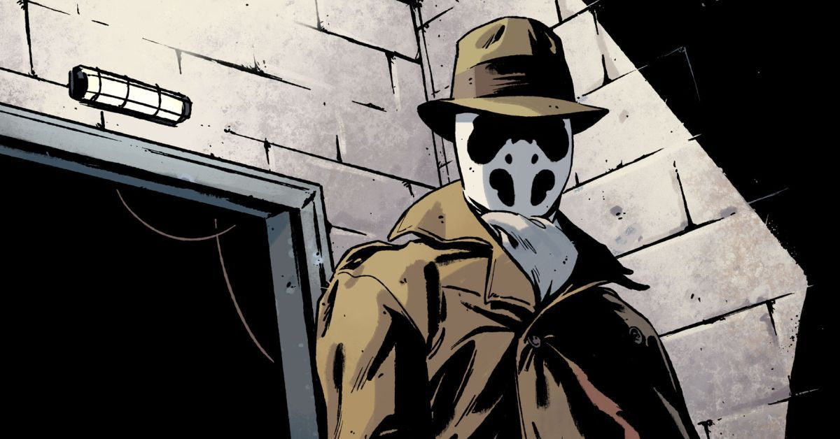 rorschach comic reactions