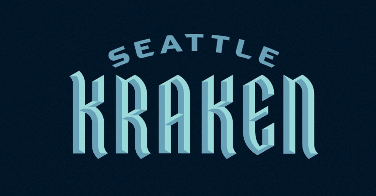 seattle kraken logo nhl