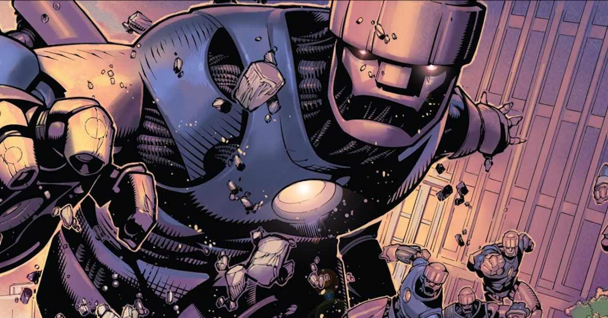 Sentinels X-Men Marvel