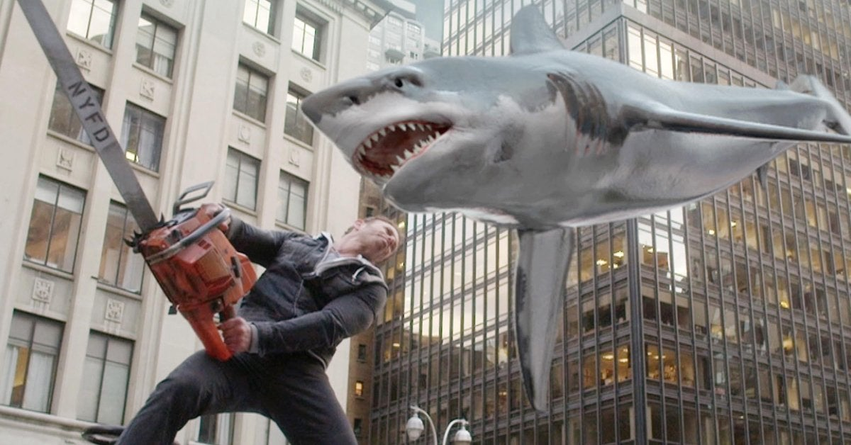 sharknado movie syfy 2013