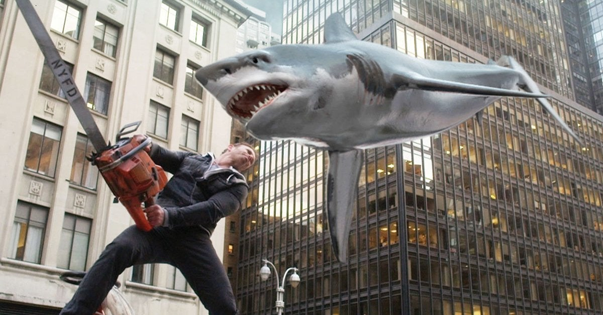 sharnado ian ziering original movie