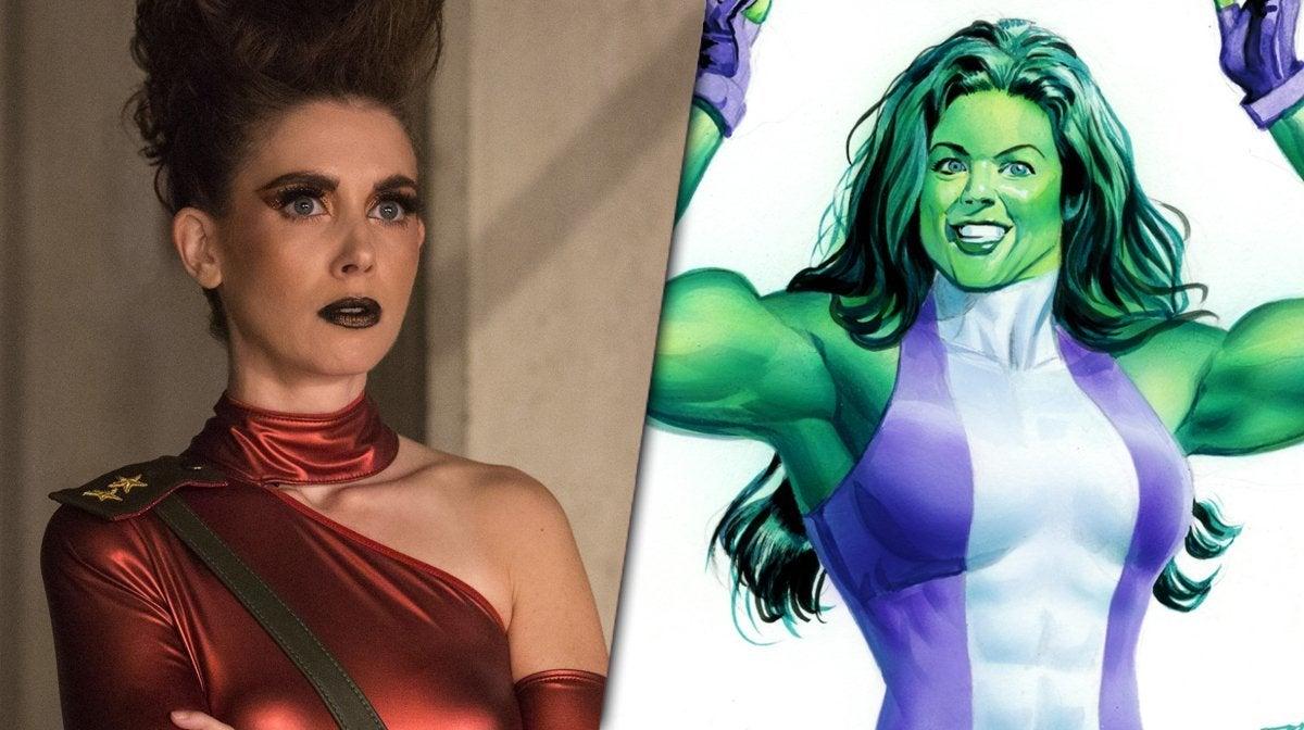she hulk alison brie casting rumors