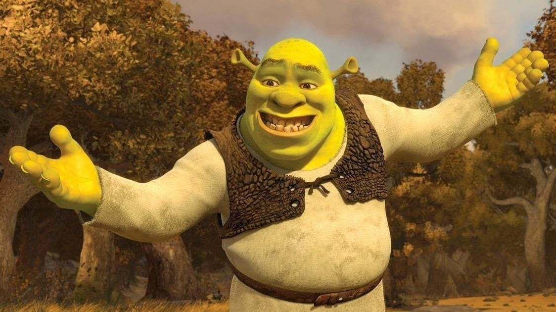 shrek peacock streaming