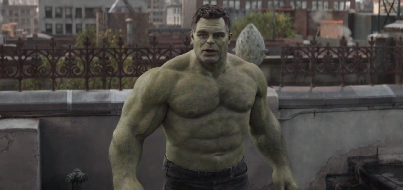 smart hulk infinity war