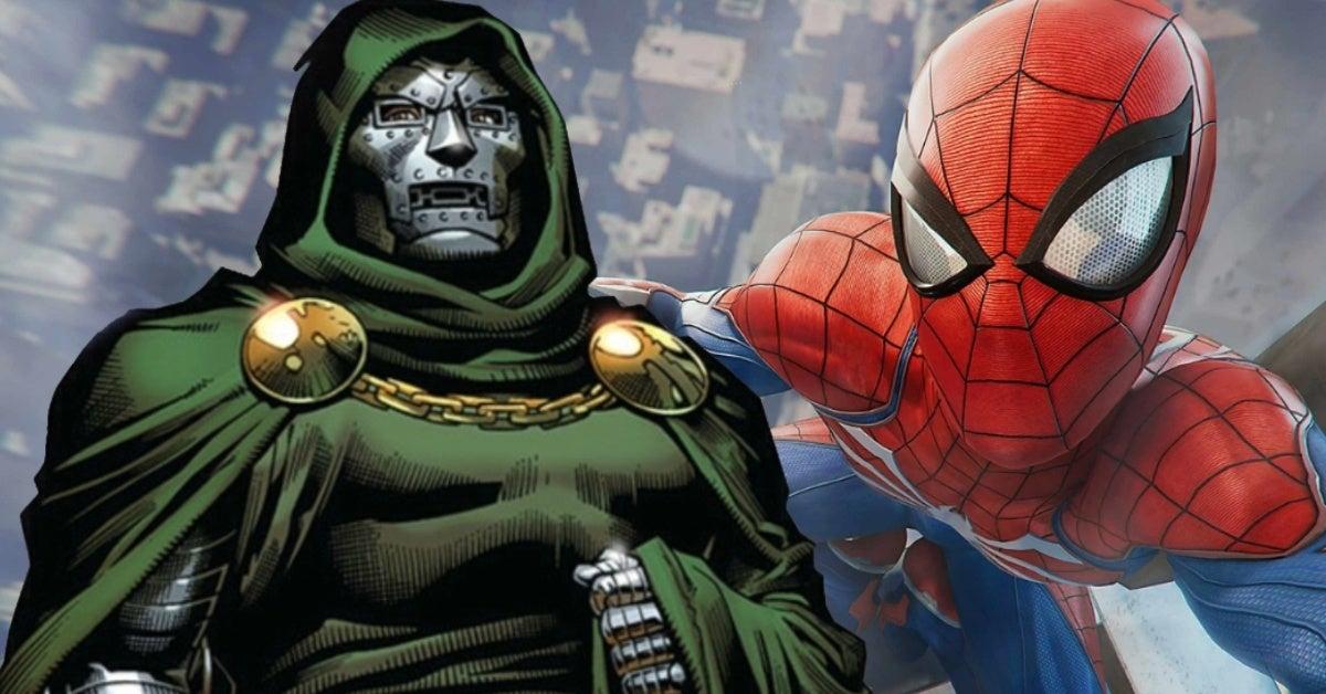 spider-man doom