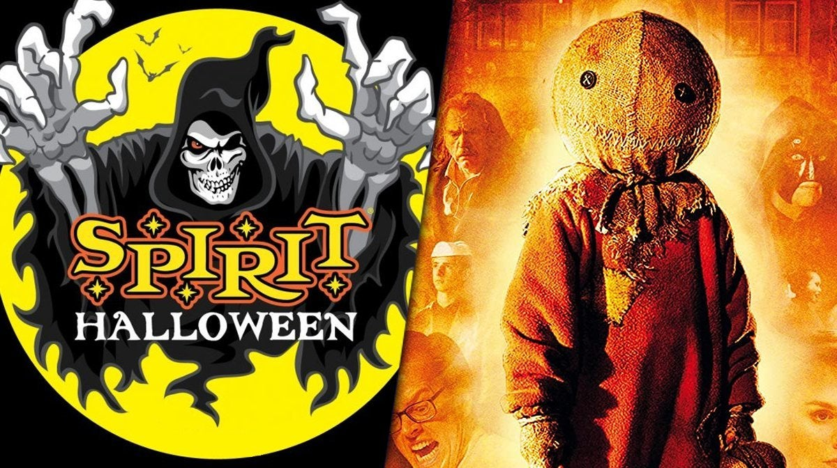 spirit halloween trick r treat