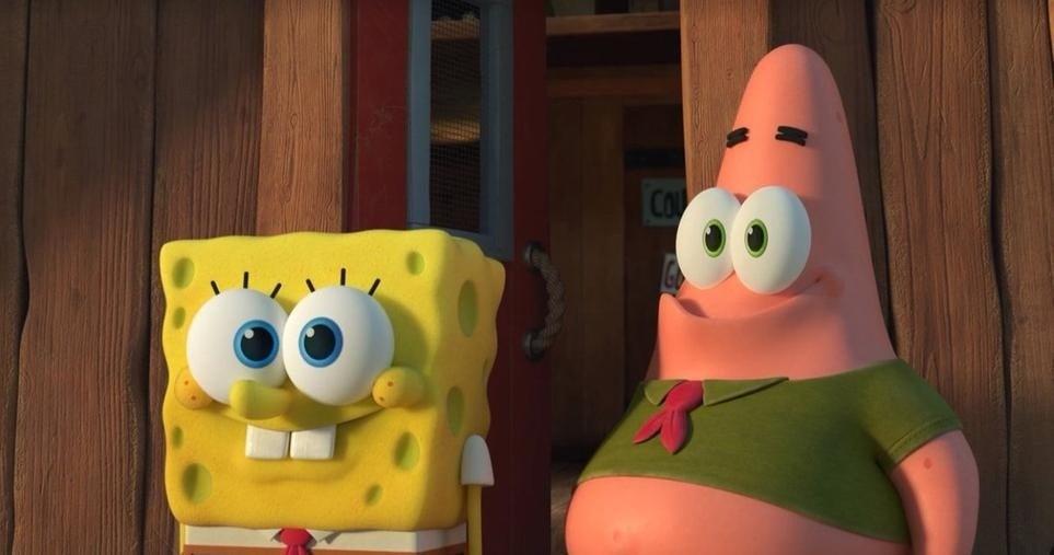 spongebob squarepants kamp koral