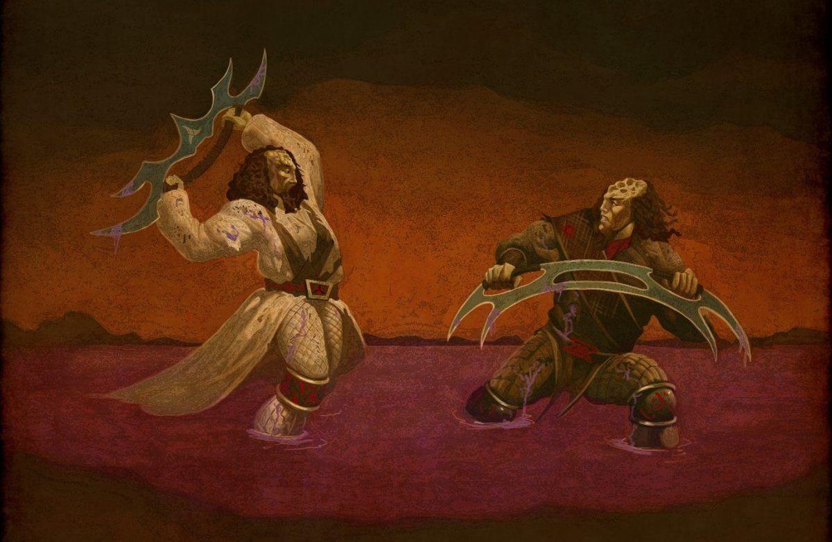 Star Trek Adventures The Klingon Empire 002