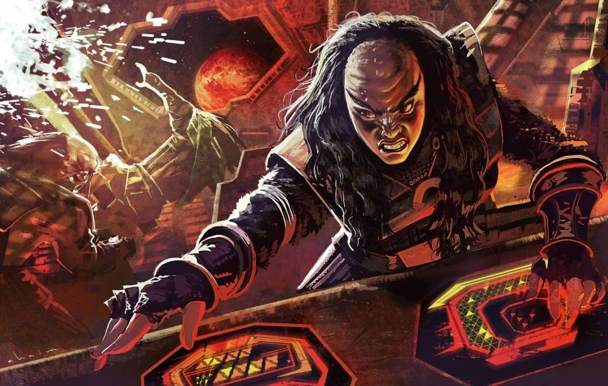 Star Trek Adventures The Klingon Empire 004