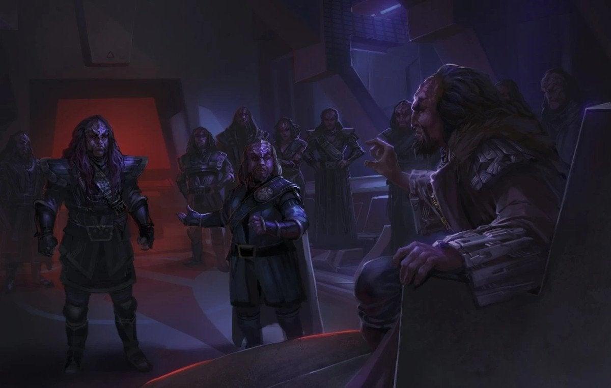 Star Trek Adventures The Klingon Empire 011