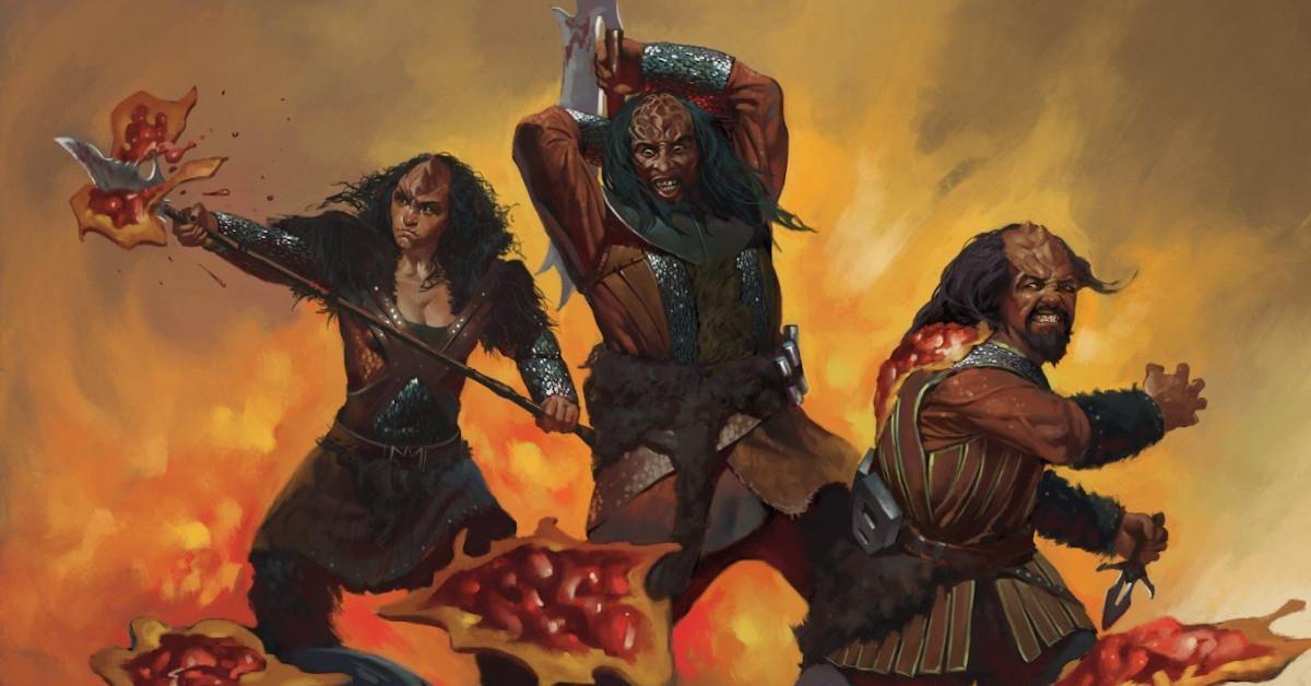 Star Trek Adventures The Klingon Empire